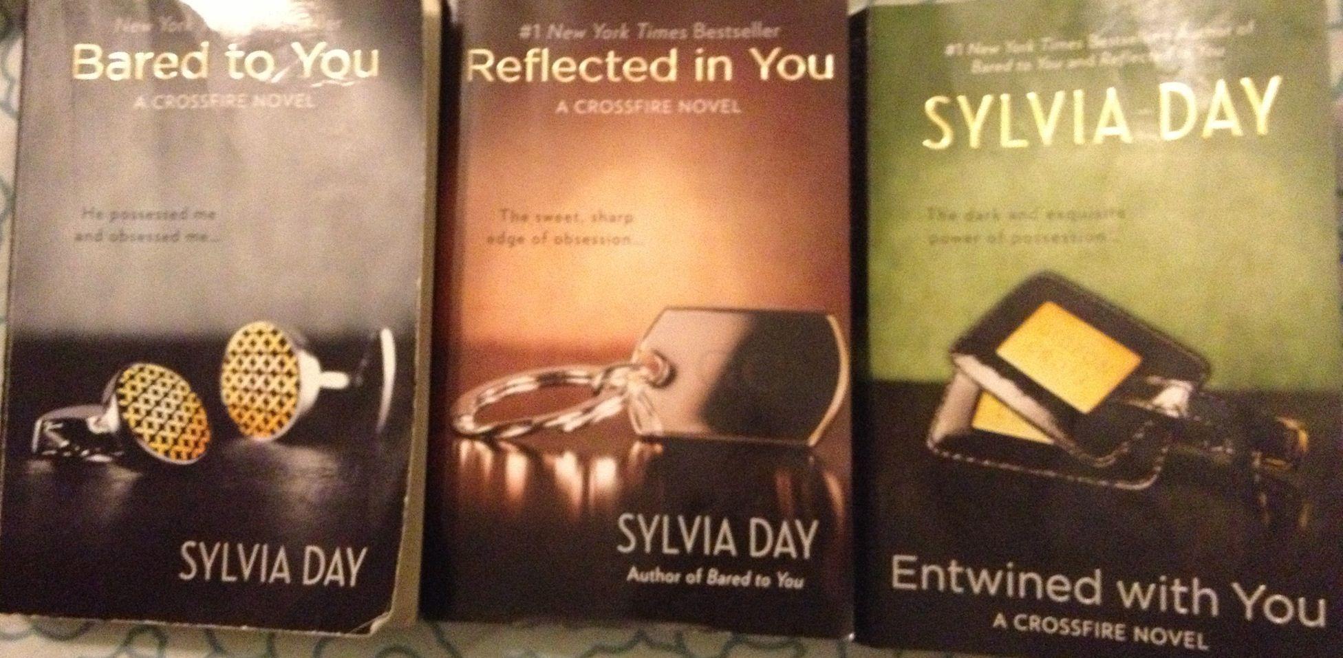 crossfire book series order