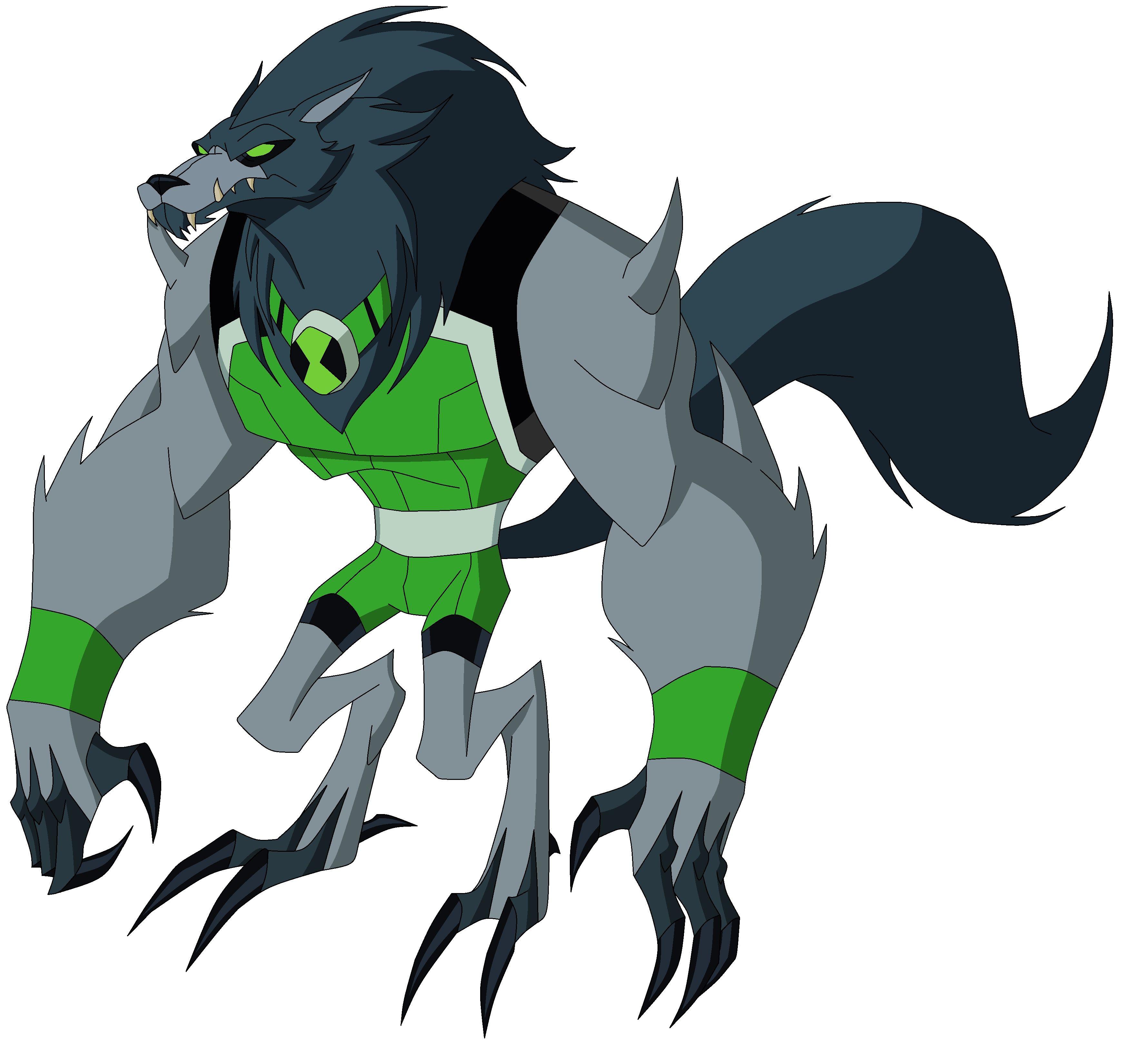 ben 10 omniverse ben wolf - Google Search | Tayshawn's Ben ...