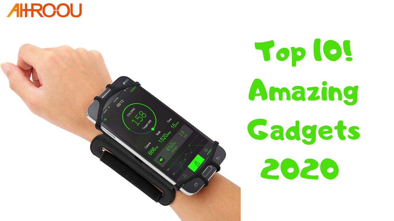 Top 10! New Tech Aliexpress & Amazon. Amazing Gadgets 2020