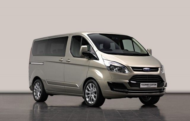 2014 Ford Transit Will Replace U S E Series Pack Ecoboost V 6