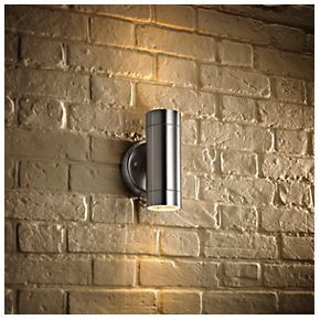 competitive price 1a16a 9cfb5 up/down wall light - screwfix | Retro Kitchen inspiration ...