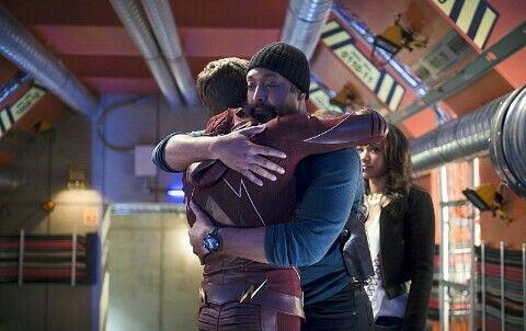 The flash 1x23 Fast enough