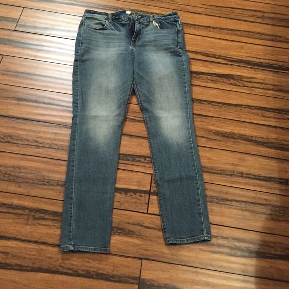 Jeggings Hi rise jeggings super stretch American Eagle Outfitters Pants