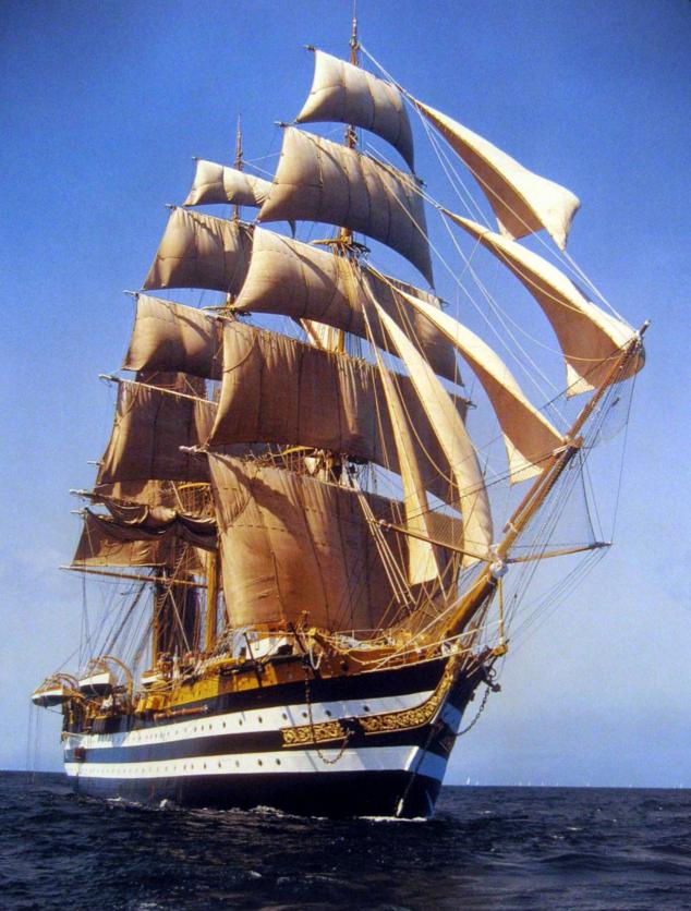 смотреть картинки парусных кораблей сотне самых распространенных