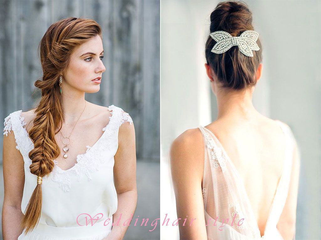 Hairstyles For Weddings 2015 Simple Wedding Hairstyle 2015 Ikifashion Wedding Hairstyle