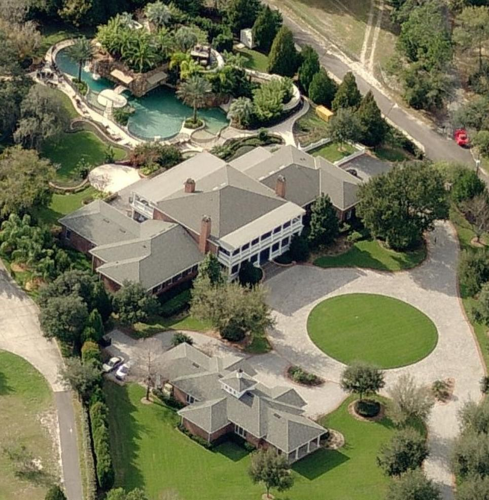 Joey Fatone house in Orlando, Florida