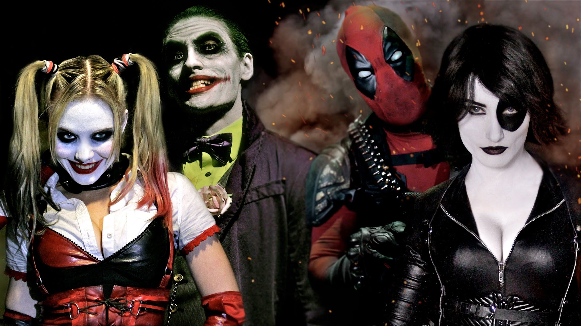 explore joker and harley the joker and more - The Joker And Harley Quinn Halloween Costumes