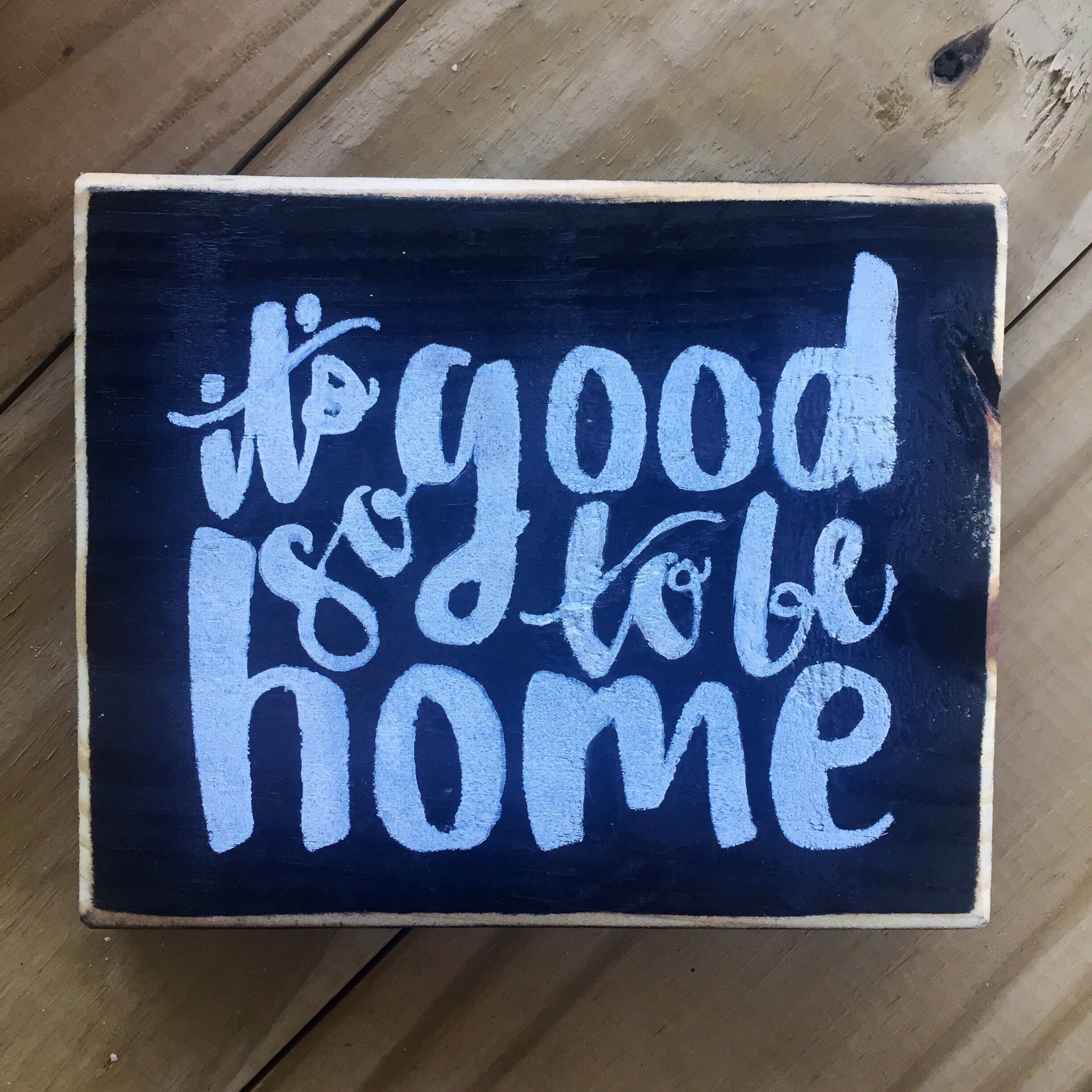 Wooden Home Signs Decor Amusing Rustic Home Sign Wooden Home Sign Rustic Home Decor Farmhouse Design Decoration