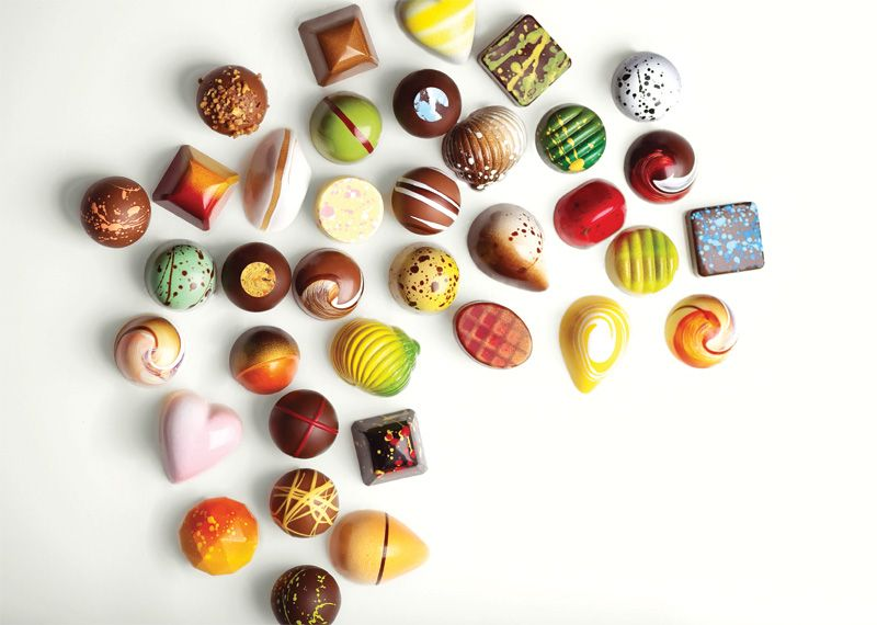 Artistic Chocolates By Norman Love Confections Food And Recipes