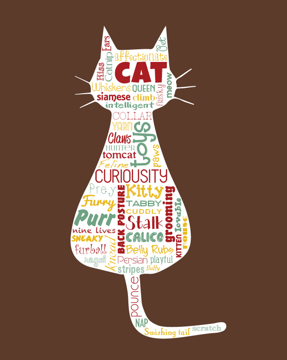 describe a cat Short essay on cat (470 words) article shared by domestic pets are a source of pleasure and fun most boys and girls love to keep pets  the cat is a.