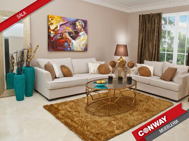 Sala nuevos ambientes en conwaydesign panama todo lo for Todo casa muebles
