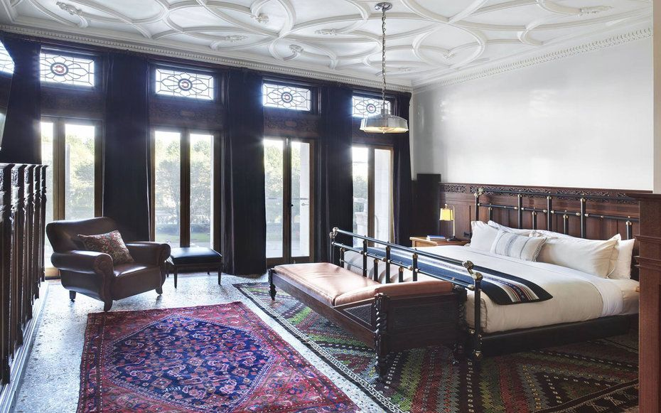 Chicago Athletic Ociation It List 2016 The Best New Hotels On Planet Travel Leisure