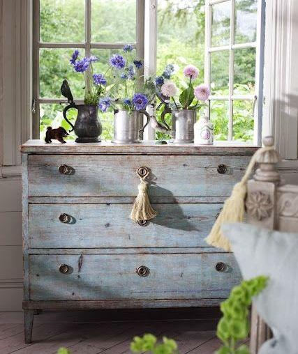 5 t cnicas para renovar cualquier mueble muebles for Renovar muebles antiguos