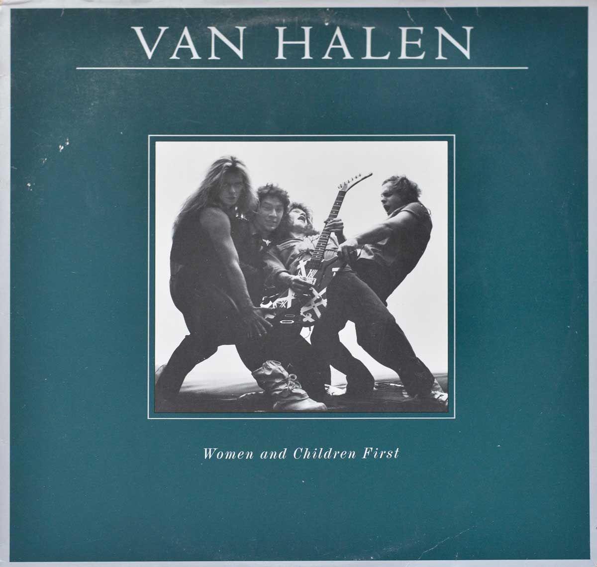 Van Halen Women And Children First Holland Netherlands Release American Hard Rock Hard Rock 12 Lp Vinyl Album Cover G In 2020 Van Halen Van Halen Fair Warning Halen