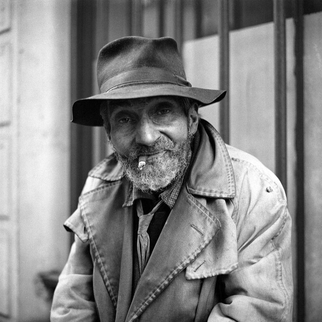 Le vagabond malicieux, 1948 © Adolfo Kaminsky