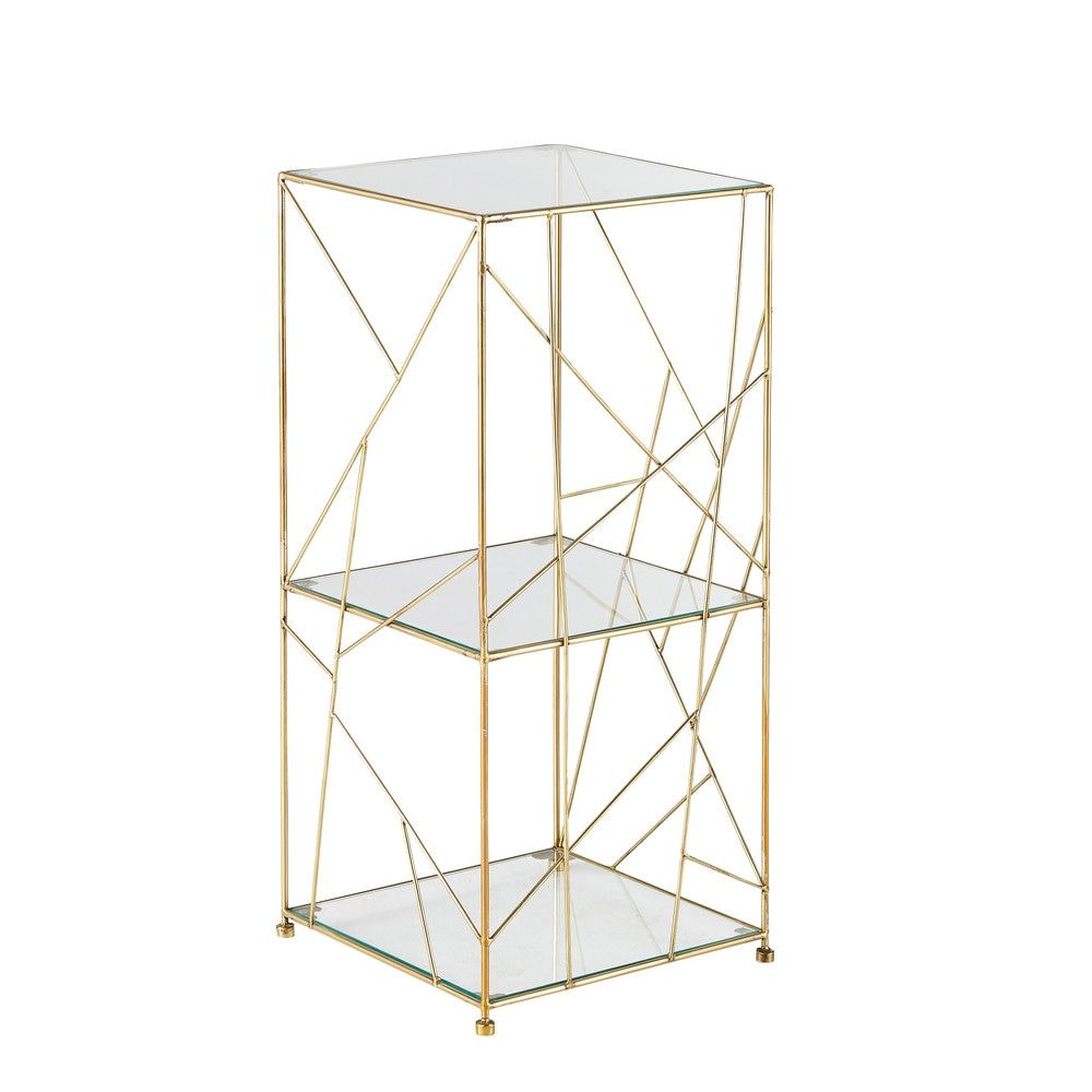 Etagere Otto Bookcases Desks In 2019 Vanity Room Glass Shelving Unit