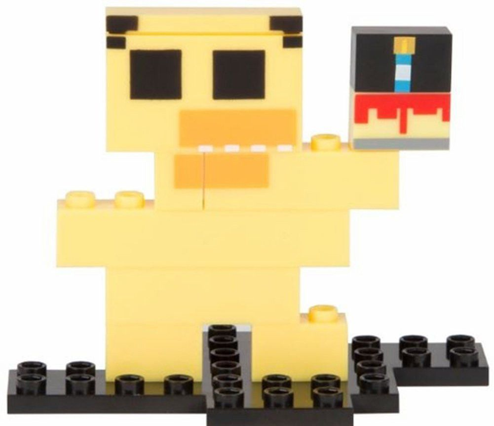 McFarlane Toys Five Nights At Freddy's - Chica 8-Bit Buidable Figure