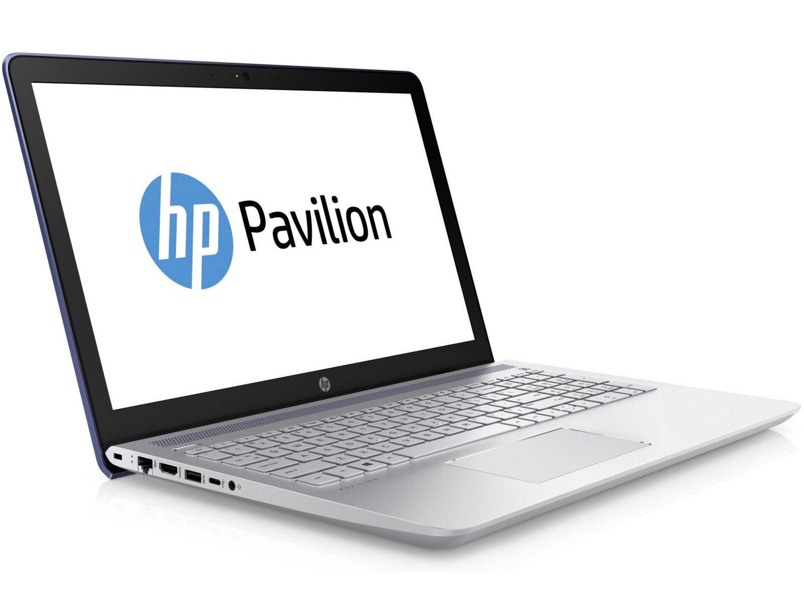 New HP Pavilion 15 cs0059nr Intel i7 8550U 16GB 512GB SSD Nvidia Geforce 4GB