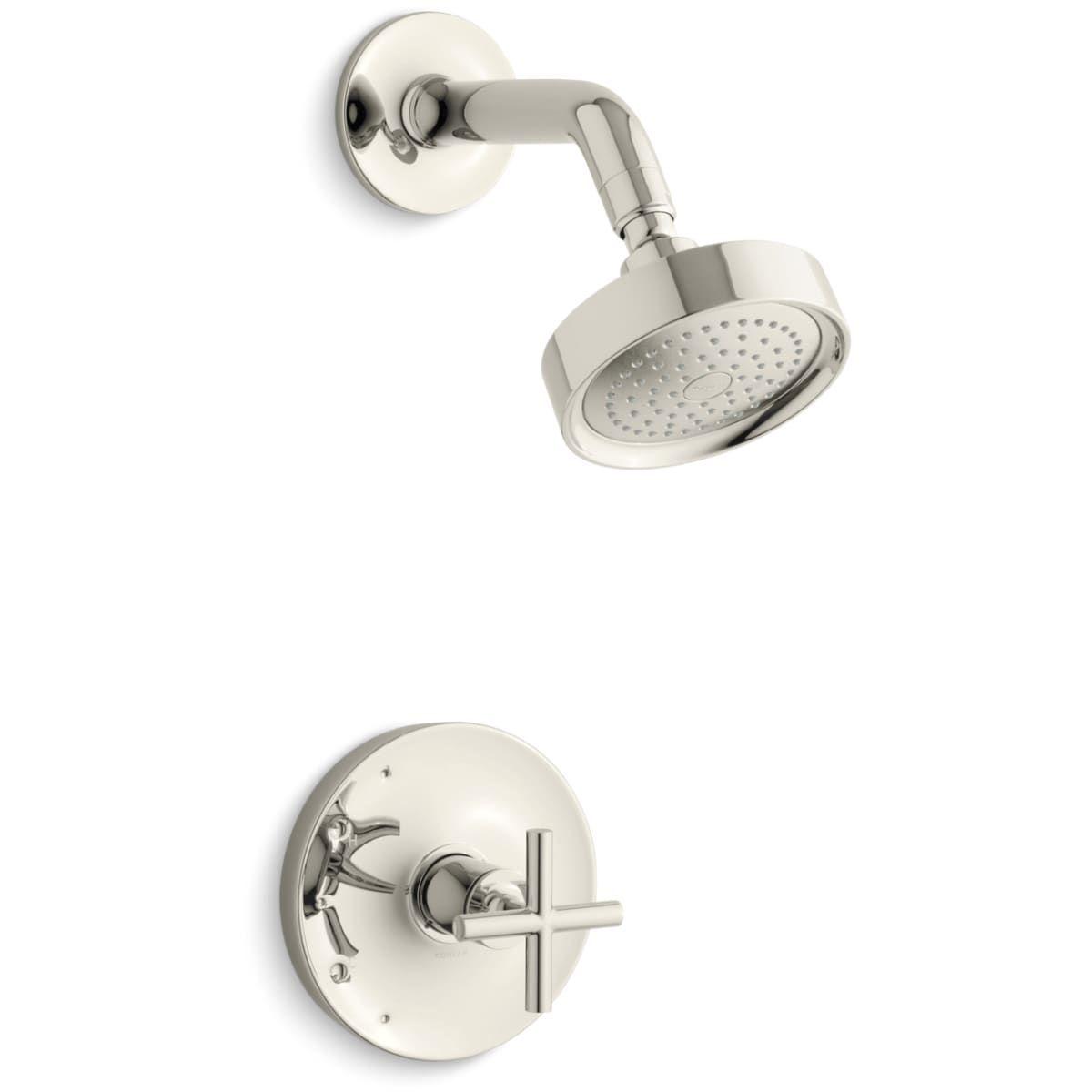 Kohler K Ts14422 3 Shower Faucet Kohler Purist Faucet