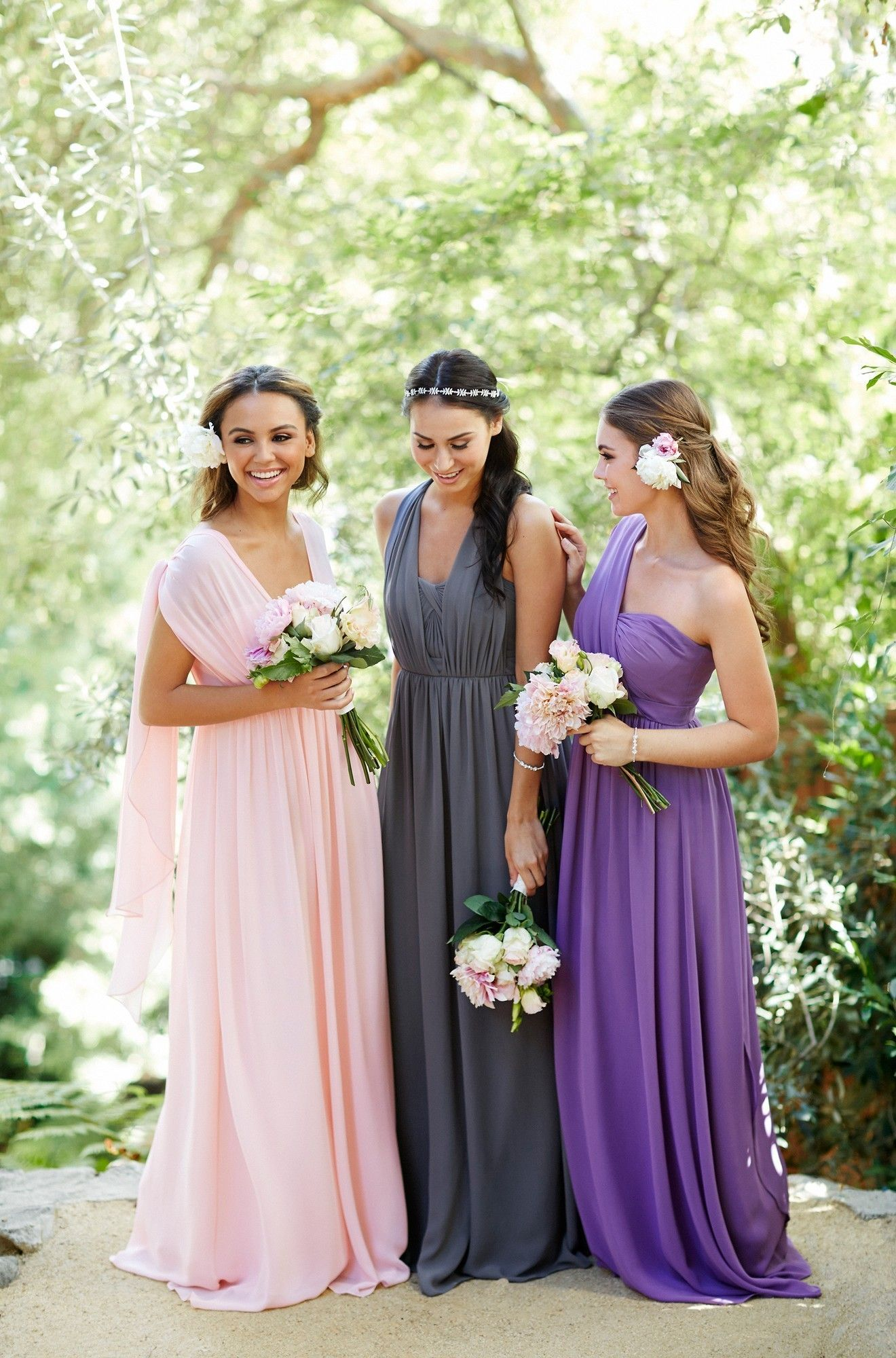 Jenny yoo aidan wedding and wedding dreaming of spring bridesmaid vibes rent the convertible aidan dresses by jenny yoo with vow ombrellifo Choice Image