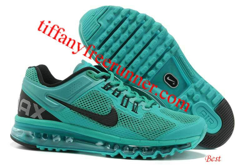 Nike Air Max 2013 Mens Hyper Green 554886 301 Nike Air Max  Nike air max
