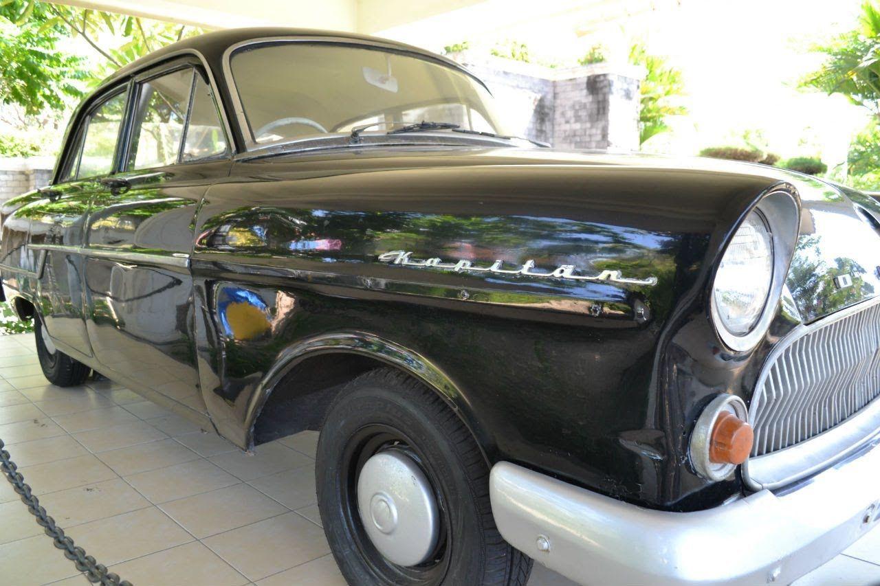 Jejak Mobil Opel Kuno Milik Bung Tomo Mobil Surabaya Monumen