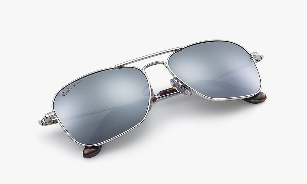"85d0de0136dad Ray-Ban Releases ""Ultra Caravan"" Gold Limited Edition Sunglasses ..."