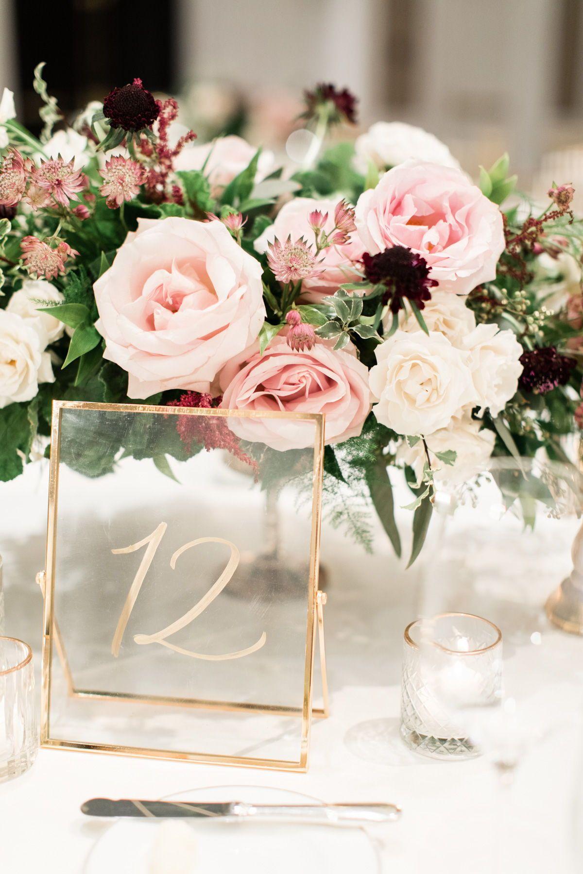 San Diego Wedding Photographer Cavin Elizabeth Photography Wedding Table Pink Pink And Burgundy Wedding Pink Wedding Flowers