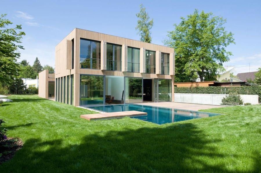 Lynx Architecture wohnhaus cc in münchen lynx architecture residential