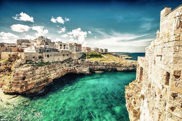 Puglia, Italia  @Polignanoamare @viaggiaescopri