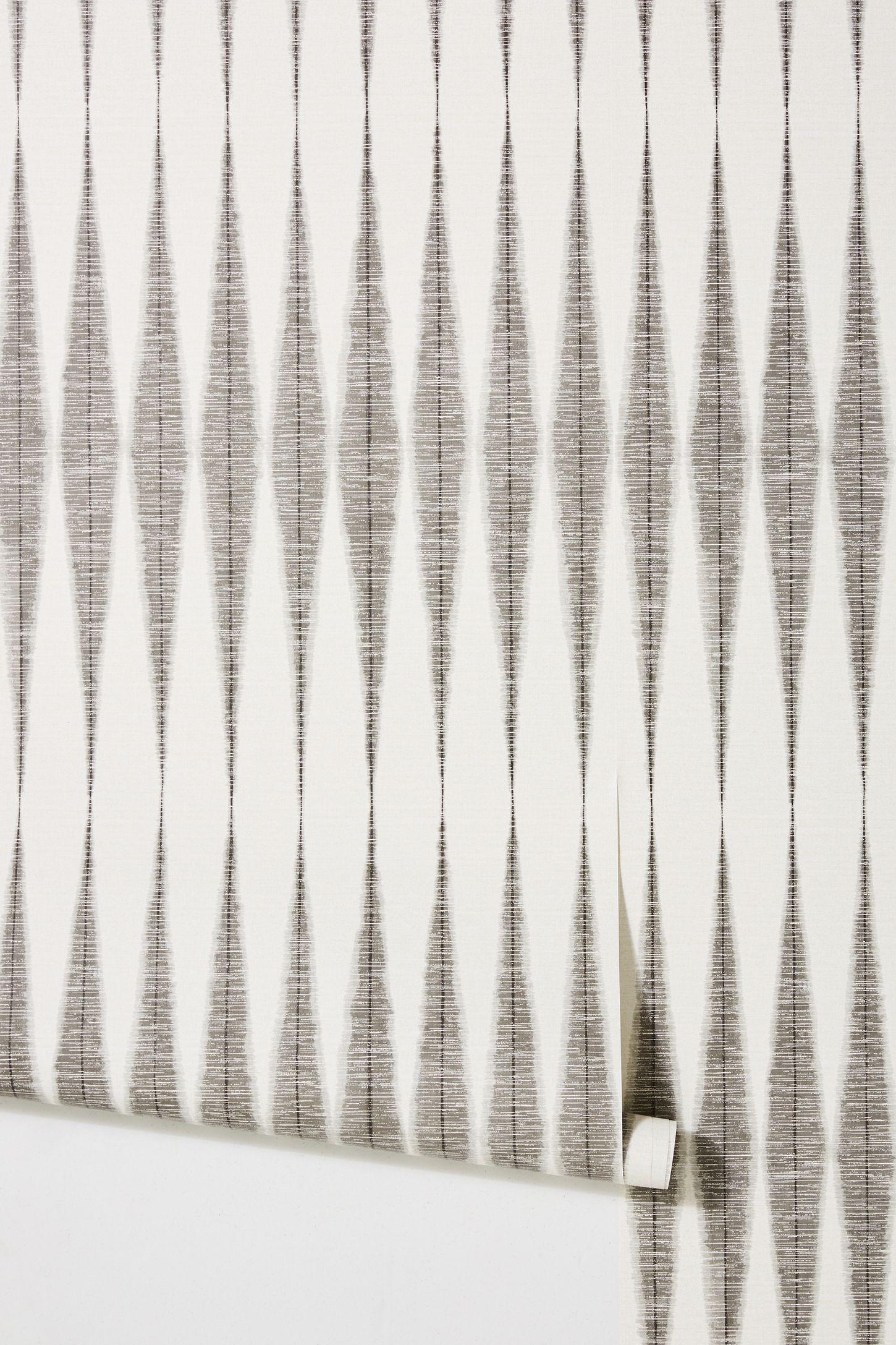 Magnolia Home Handloom Wallpaper In 2021 Magnolia Homes Wallpaper Hand Printed Wallpaper