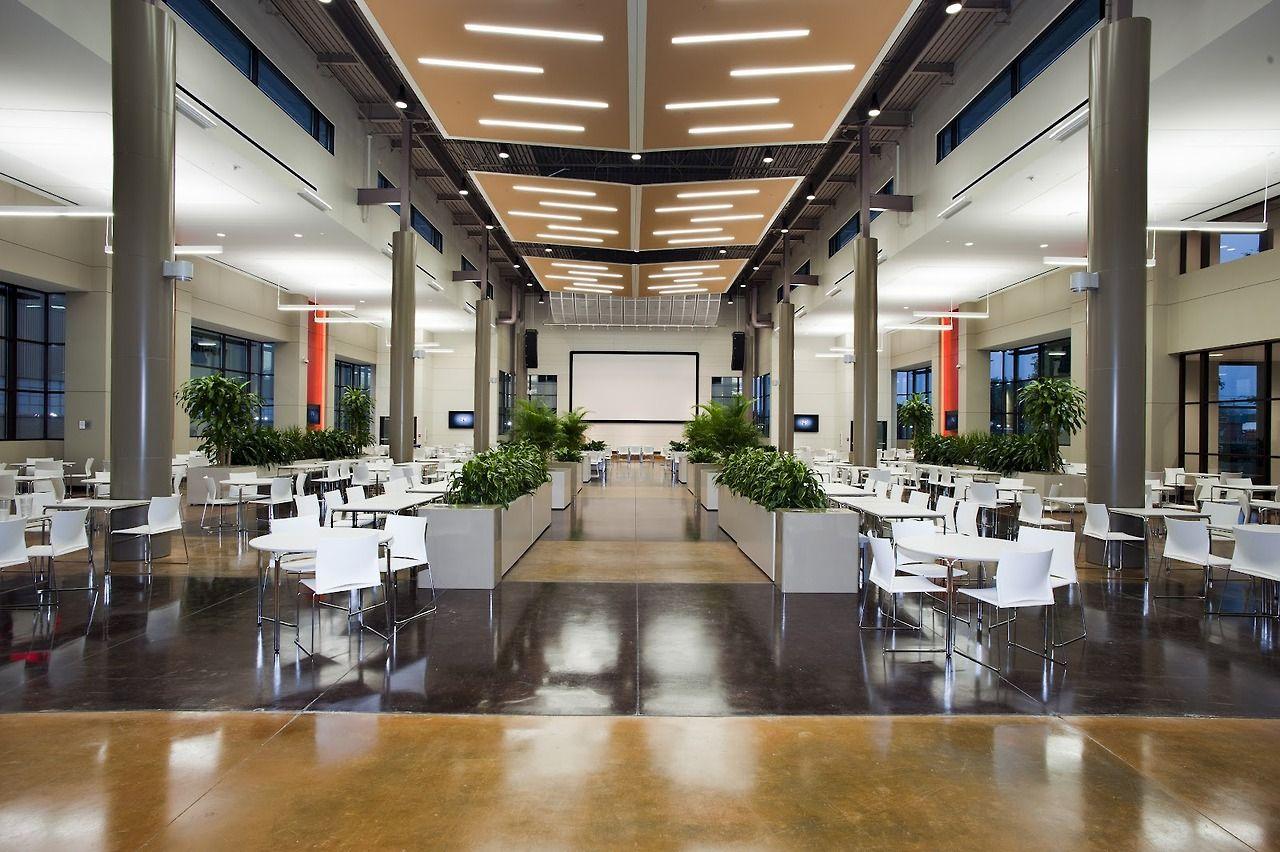 A tour of daeil Cafeteria, Architect, Design