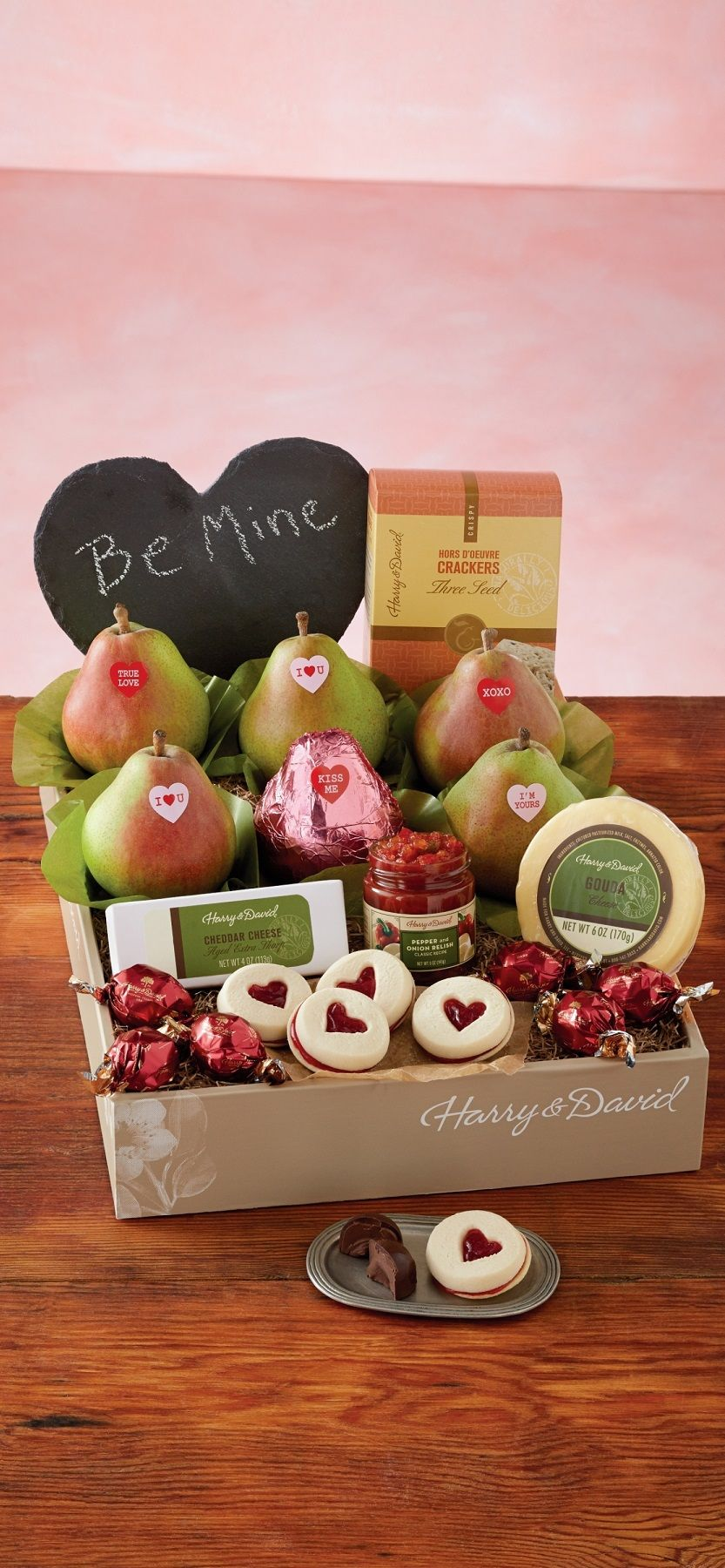 Delight your darling with something special this valentine