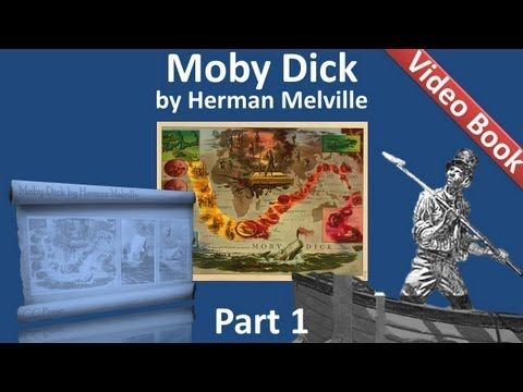 """""""never mind Dick ---what's a Moby?""""    -manfred127 on """"▶ Part 01 - Moby Dick Audiobook by Herman Melville (Chs 001-009) - YouTube"""""""