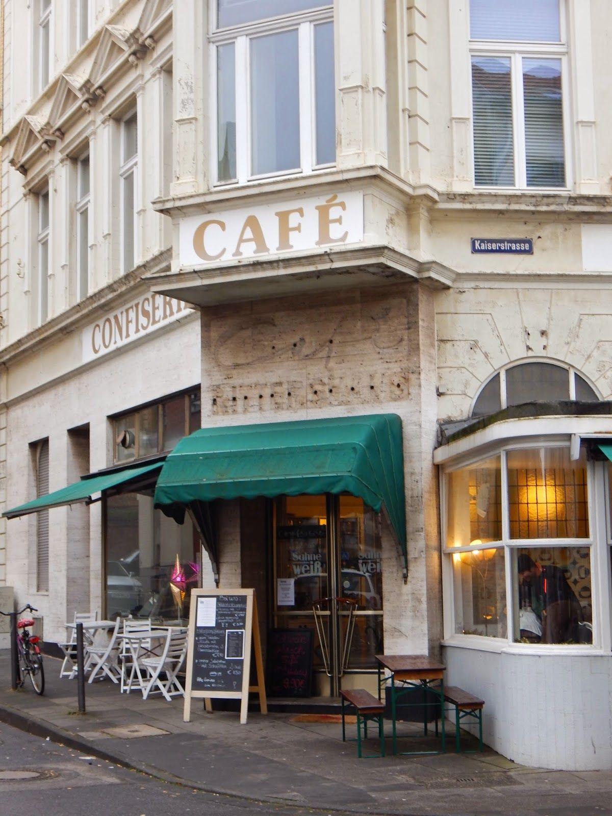 Puderfarben Lieblingsorte Café Sahneweiß In Bonn Germany Bonn