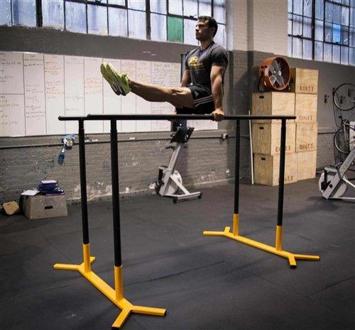 Parallel bars home workout gym pinterest bar