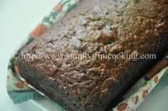 Banana Bread Recipe Simply Trini Cooking