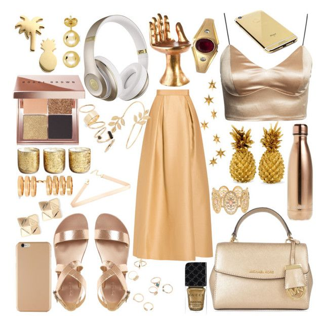 """""""This is how winners look"""" by chantal-07 ❤ liked on Polyvore featuring BP., MICHAEL Michael Kors, Valentino, Repossi, Beats by Dr. Dre, Illume, Bobbi Brown Cosmetics, Seoul Little, Alberta Ferretti and Miss Selfridge"""