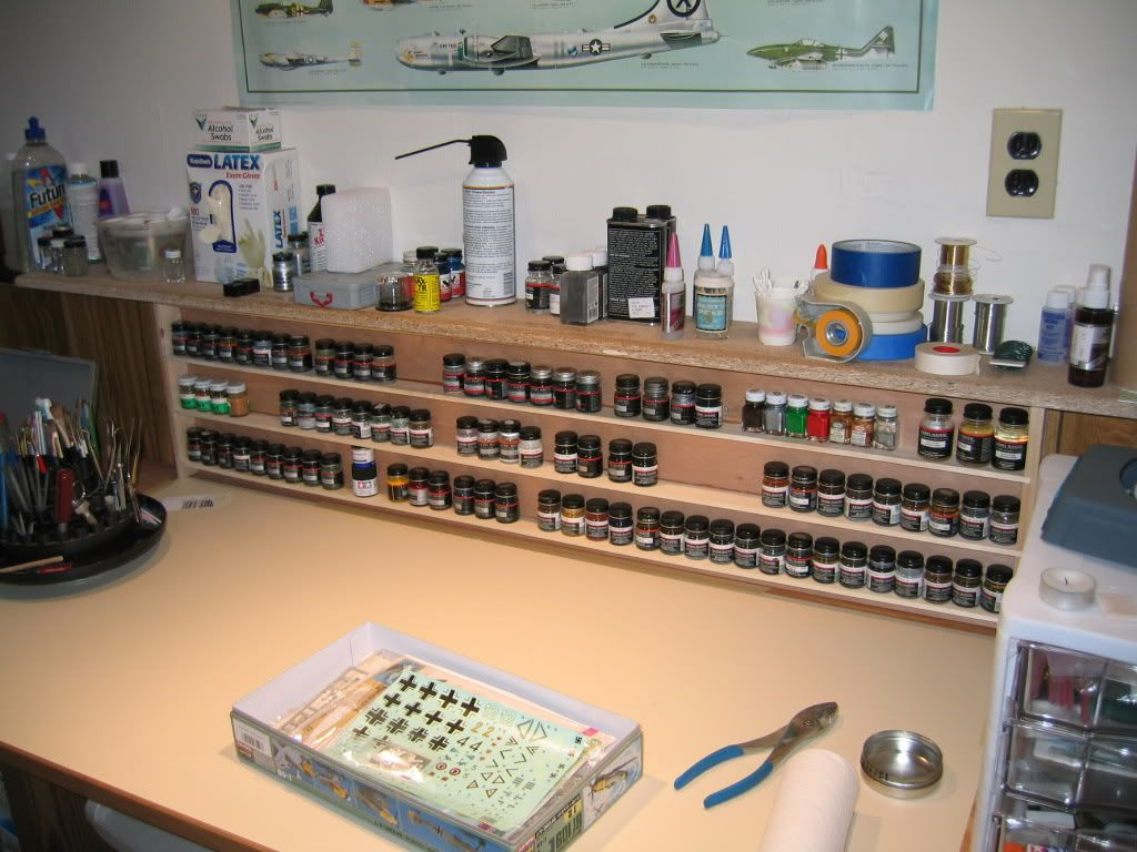 Pin On Hobby Room Paint Station