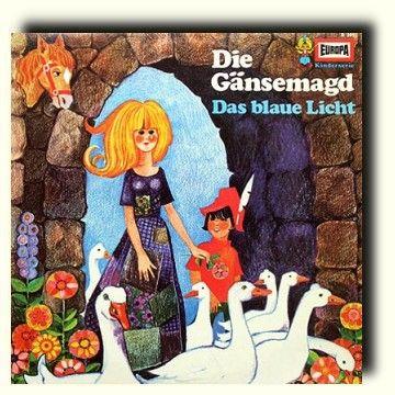 Die Gansemagd Horspiel Marchen Der Gebruder Grimm Animation