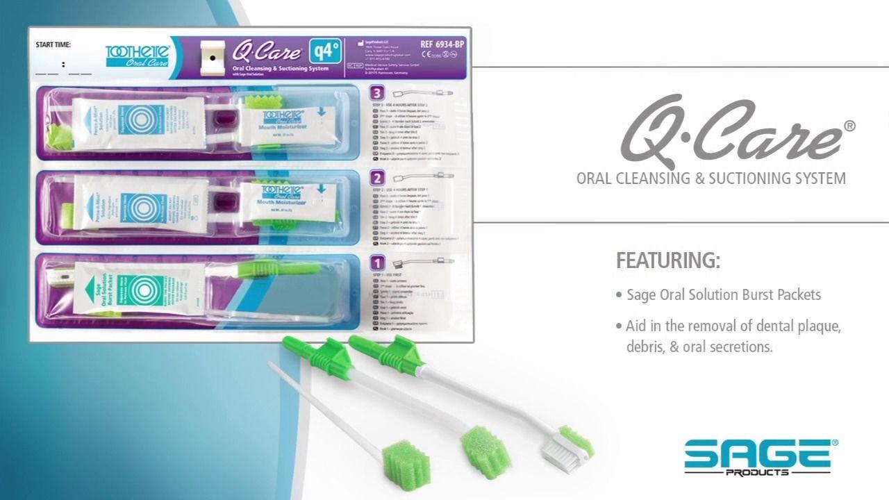 Product Oral Hygiene Sage Products LLC Oral hygiene