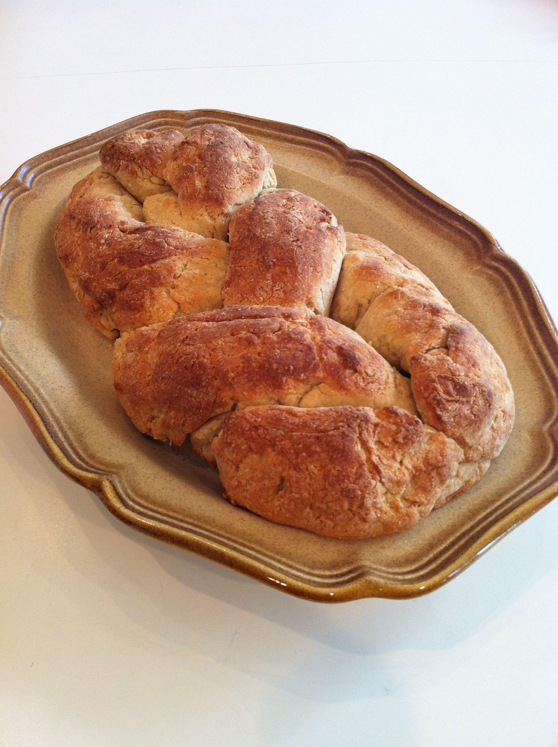 Glutenfree vegan challah bread recipe my dairyfree