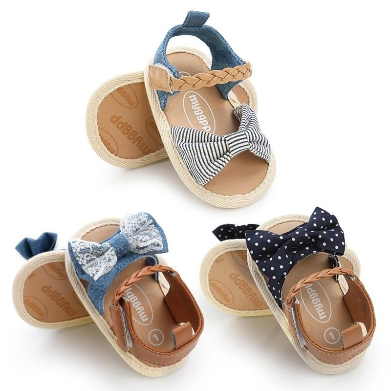 Selling-Dotted Summer Baby Girl Sandals