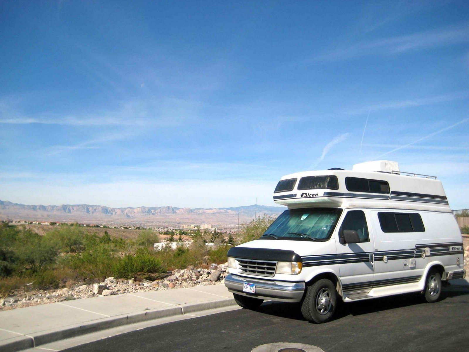 1993 falcon 190 class b camper van built on a 1992 ford e. Black Bedroom Furniture Sets. Home Design Ideas