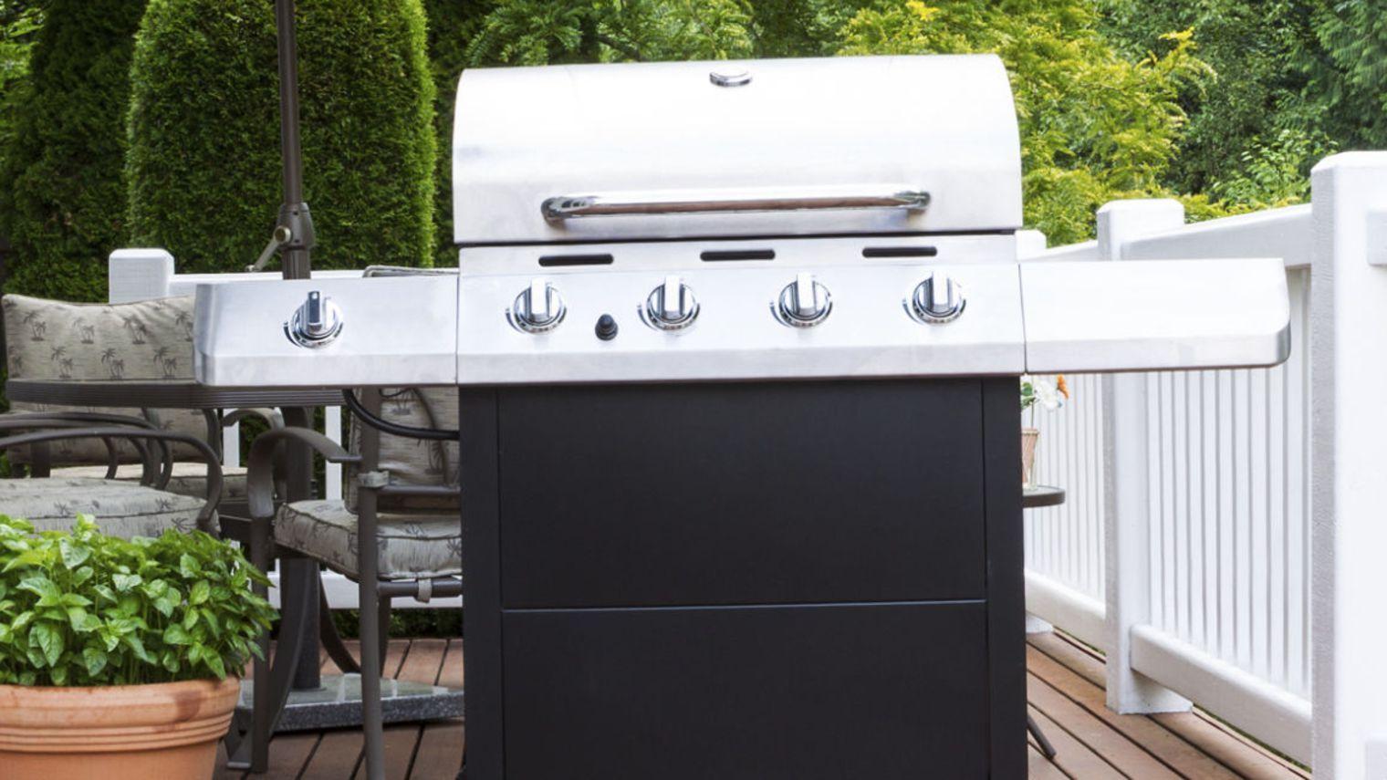 Un Barbecue Design Pour Votre Terrasse Terrasses Idee