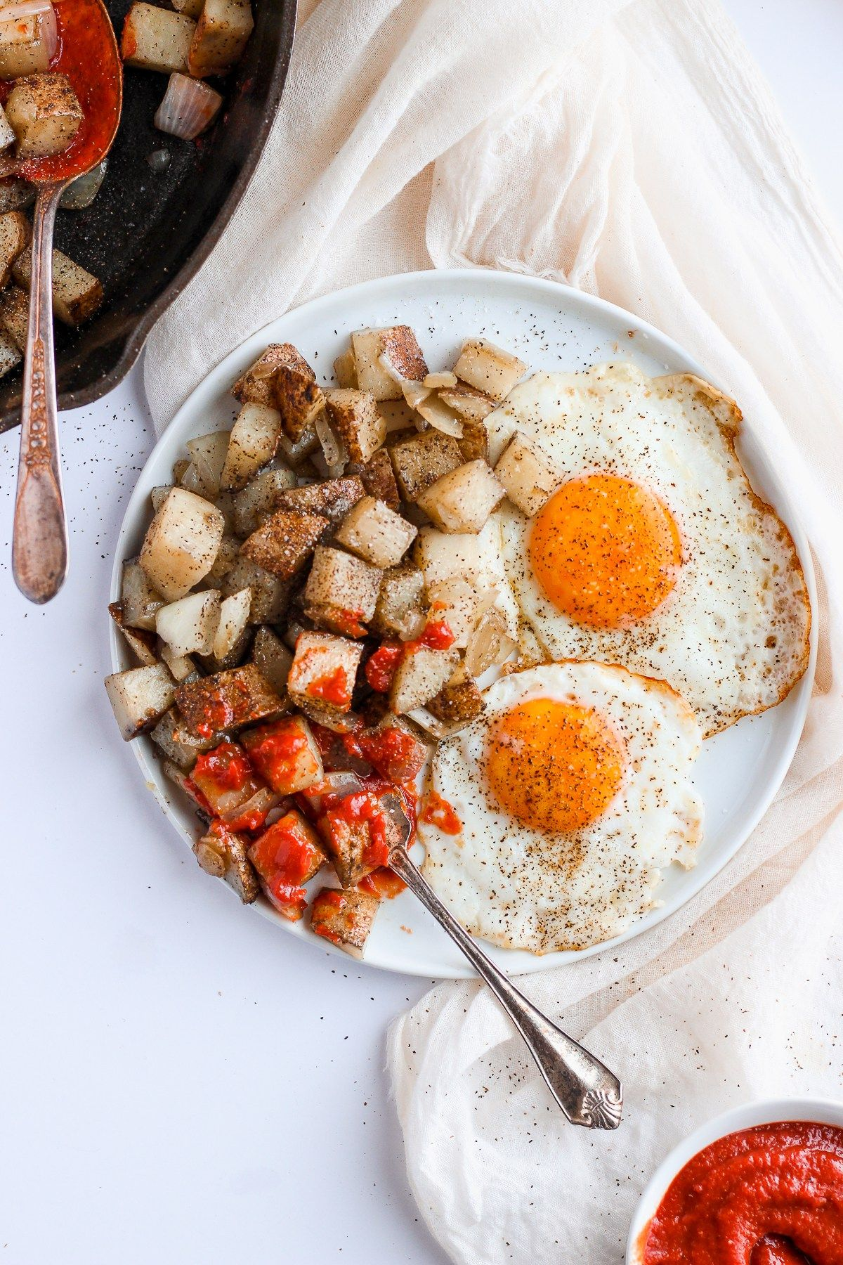 Classic Sunday Morning American Fries Recipe Healthy