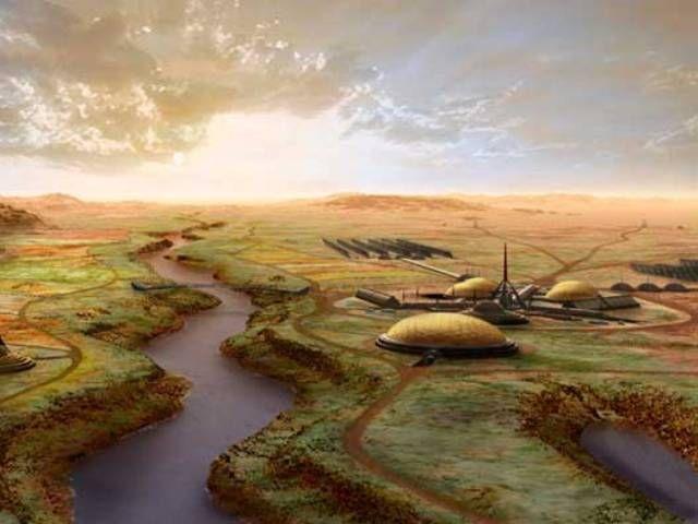 terraforming mars #Mars #Colony #terraforming | Astro 4 ...