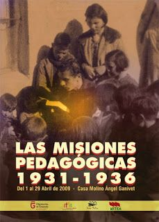 Memoria de la Educación: Las Misiones Pedagógicas. Documental