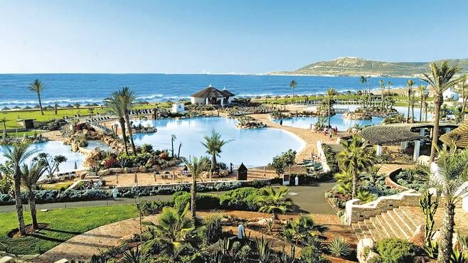 Moroccan Beach Hotel Google Search Agadir Morocco