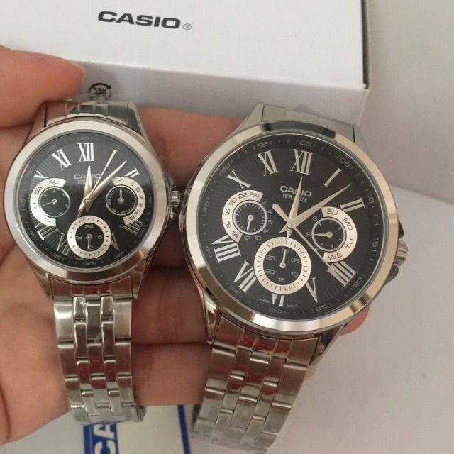 e1b6a0a0605 ขายนาฬิกาข้อมือเซ็ทคู่รัก CASIO STANDARD ANALOG แท้ 100%